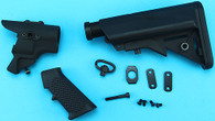 M870 PA Pistol Grip with Buttstock Set B (Black) GP-COP043B