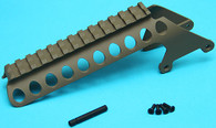 M870 Receiver Rail (Short) (Sand) GP-COP040S
