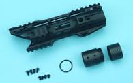 M.T.F.C. System 8″ Shark M-LOK (Black) GP-MLK019BK