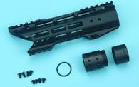 M.T.F.C. System 8″ Shark M-LOK (Slim/Black) GP-MLK020BK
