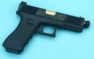 G&P SAI Utility Custom Glock 17 GBB Pistol (Black)