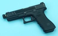 G&P SAI Tier 1 Glock 17 GBB Pistol (Black)