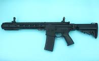 G&P EMG SAI GRY Gen. 1 Billet Style Receiver AEG Training Rifle w/ JailBrake Muzzle and Folding Stock (Model: i5 Gearbox / SBR / Black)