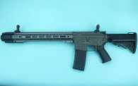 G&P EMG SAI GRY Gen. 2 Forge Style Receiver AEG Training Rifle w/ JailBrake Muzzle (Model: i5 Gearbox / Carbine / Gray)