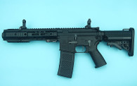 G&P EMG SAI GRY Gen. 2 Forge Style Receiver AEG Training Rifle w/ JailBrake Muzzle (Model: i5 Gearbox / CQB / Black)