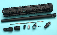 G&P 14.5″ Recce Rifle Kit ( AEG ) ( Black )