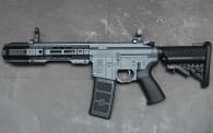 E.G.T. EMG SAI GRY AR15 CQB (Tornado Gray) (By G&P)
