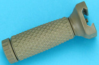 G&P Sand Ball Ball Foregrip Long - COP061SL