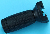 G&P Black Snake-Skin Foregrip Short - COP062BS