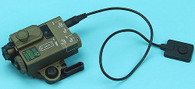 G&P Compact Dual Laser Destinator (Sand) GP-LSP007SD For Airsoft