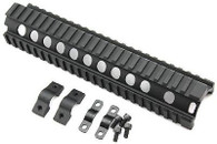 CYMA C107 Tactical Lower Aluminum Toys Handguard Rail for Airsoft AEG AK Series