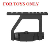 CYMA SVD Side Rail Mount Base for SVD TOY-AK series Airsoft 20mm RAS Scope Sight