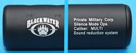 Blackwater Silencer (Black) GP694B