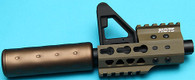 Keymod Stubby (Sand) GP-COK008SD