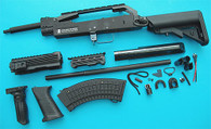 AK Skull Conversion Kit (Extended Battery Stock)(Black) GP717B