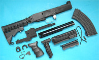 AK Tactical Conversion Kit (Extended Stock)(Black) GP585B