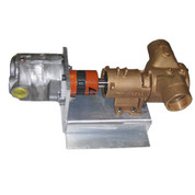 InMac-Kolstrand Hydraulic-Driven 2 Inch Wash-Down Pump - 80 GPM Flow