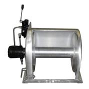Kolstrand 16 Inch Aluminum Anchor Winch - With 16 In Diameter X 18 In Wide Drum  - Model AKPAAW16D18W