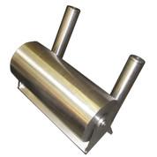 Kolstrand 'TITAN 8 X 20' ALL STAINLESS STEEL Halibut Side Roller