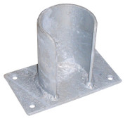 Kolstrand  Deck Mount Holder for Large 300 Sq. In. Stabilizer