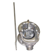 Kolstrand Tyee #2 Closed Mouth Deck Pump with Handle