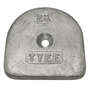 Tyee #2 Lower Valve Weight - 2-K