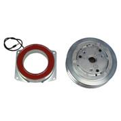 Kolstrand electro clutch - 12 VDC - for straight keyed shaft - with 12V coil