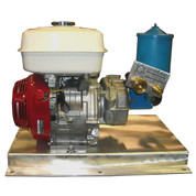 Kolstrand Honda-VTM Hydraulic Power Unit - 8 H.P. HPU-With GX240 Engine