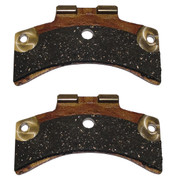 Kolstrand Brake Shoes with Lining for Nylon Gurdy - One Set for One Spool
