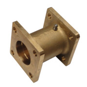 Kolstrand Enclosed Coupling Protector for Nylon and Brass Gurdy