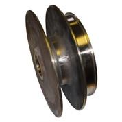Kolstrand Brass Spool with Bushing for Brass Gurdy