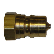 InMac-Kolstrand Brass Quick-Disconnect Coupler-Nose 1/2 Inch NPT