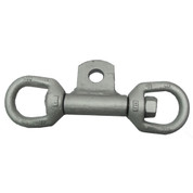 InMac-Kolstrand Galvanized Stabilizer Double Swivel - 3/4 Inch