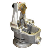 InMac-Kolstrand Tyee #2 Closed Mouth Deck Pump complete with Hydraulic Motor Drive Arrangement