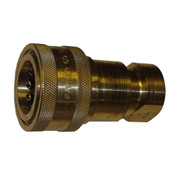 InMac-Kolstrand Brass Quick-Disconnect Coupler-Body 3/4 Inch NPT