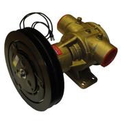 InMac-Kolstrand V-Belt Driven Johnson - 1 1/2 Inch Wash-Down Pump - 70 GPM Flow