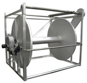 Kolstrand Special Aluminum Take-up Reel