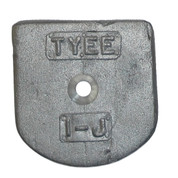 InMac-Kolstrand Upper Flapper Valve Weight for Tyee #1 Pump - 1-J