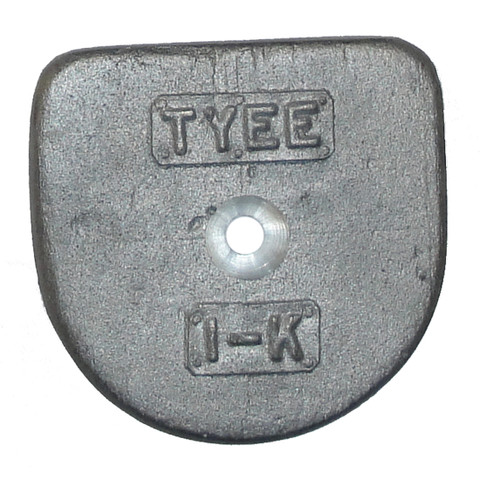 InMac-Kolstrand Lower Flapper Valve Weight for Tyee #1 Pump - 1-K