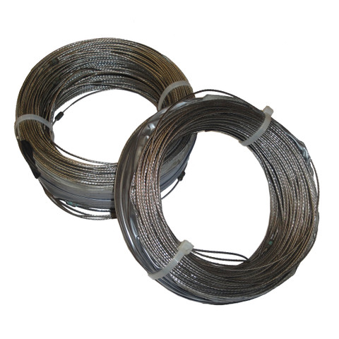 Used Gurdy Wire - Roll - Used