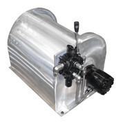 Kolstrand 20 Inch Aluminum Anchor Winch - With 20 In Diameter X 20 In Wide Drum  - Model AKPAAW20D20W
