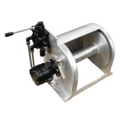 12D12W Anchor Winch with Mounted Control Valve