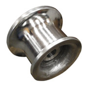 """Kolstrand 8"""" Stainless Steel capstan with Integral Hub and 2"""" Bore"""
