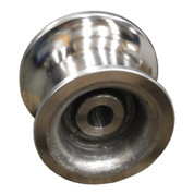 "Kolstrand 9"" Stainless Steel Capstan with Integral Hub and 2 inch Bore"