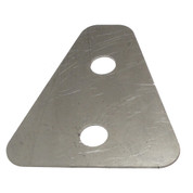 InMac-Kolstrand Stainless Steel Splitter Shim - 1/16 Inch Thick - for 20 Inch LineHauler