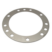 InMac-Kolstrand 1/8 Inch Thick Stainless Steel Sheave Shim for 20 Inch LineHauler