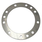 Kolstrand 1/16 Inch Thick Stainless Steel Sheave Shim for 20 Inch LineHauler