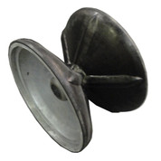 "Kolstrand Ribbed Rubber Sheave for 20"" Power Block"