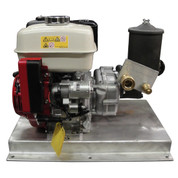 Kolstrand Honda-VTM Hydraulic Power Unit - 9 H.P. HPU with Electric Start