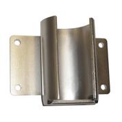 Kolstrand Stainless Steel - Polished - Medium Rail Mount Stabilizer Holder